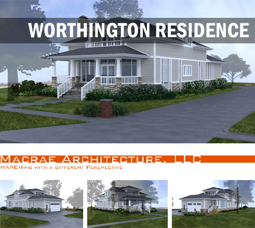 worthington residence